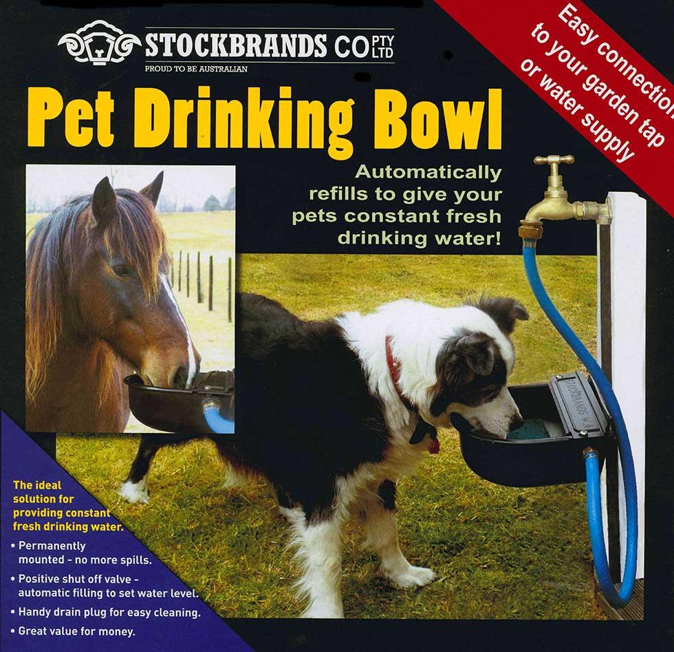 Drinking Bowls